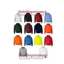 Gildan DryBlend Adult Hooded Sweatshirt- Mens sweatshirt plain pullover S to 2XL