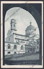 VARESE VENEGONO INFERIORE 13 SEMINARIO DI MILANO Cartolina viaggiata 1949