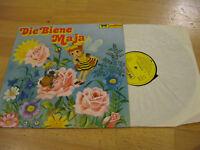 LP Die Biene Maja und ihre Abenteuer Vinyl Auditon 6.23283 Hörspiel