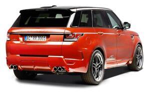 AC Schnitzer performance exhaust for Range Rover Sport SDV6