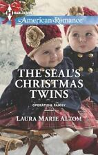 The SEAL's Christmas Twins (Harlequin American RomanceOperation: Family)