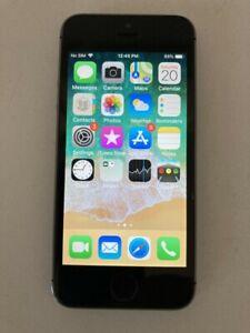 Apple iPhone 5s - 16GB - Space Gray (Verizon) A1533 (CDMA + GSM) Unlocked