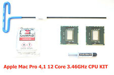  MAC PRO 4,1 2009 5,1 Direct Fit CPU Upgrade Kit 12-Core 3.46GHz X5690 SLBVX