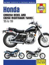 CB Honda Motorcycle Repair Manuals & Literature