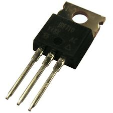 5 IRF710 Vishay Siliconix MOSFET Transistor 400V 2A 36W 3,6R TO220 854181