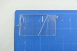 Breville 800ESXL Clear Plastic Shield Cover 2 Screws Piece Replacement Part AK