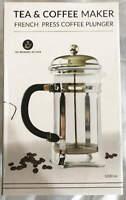 Large Capacity French Coffee Tea Press