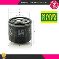 W6011 Filtro olio Smart (MARCA-MANN)