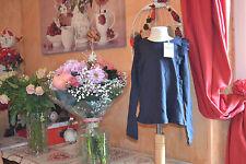 tee shirt repetto neuf  bleu crepuscule 4 ans epais froufrou