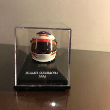 MINICHAMPS 1:8 SCALE MICHAEL SCHUMACHER Helmet, Scuderia Ferrari 1996
