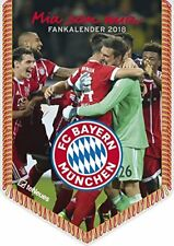 FC Bayern München Fan-Kalender 2018 -  Mini-Trikotkalender 21x30 cm (NEU)