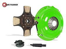 Mitsuko Clutch Kit fits 1976-1979 Jeep CJ5 CJ7 DJ5 DJ15 Base Renegade 3.8L 5.0L
