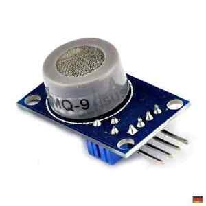 MQ-9 CO Kohlenmonoxid Brennbares Gas Sensor Modul Raspberry Pi Arduino
