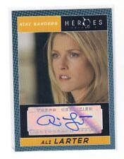 Heroes Volume 2 , Ali Larter as Niki Sanders auto card