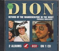 DION - return of the wanderer / fire in the night CD