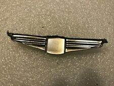 Beautiful Front Badge For Murray Comet, Torpedo + Other Pedal Cars, Lqqk! Nice!