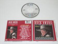 Buck Owens / All-Time Greatest Hits Volume 2 (Menton D2-77568) CD Album