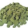 Mixed Size Wafers  of  Spirulina, Algae, Wafers for Plecos, Catfish & More