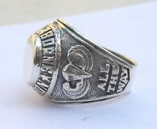 82nd Airborne Division Ring Silver 925 Special Forces