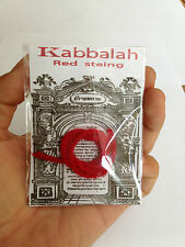 2 Kabbalah Red String Bracelet Lucky  Charm Jewelry Evil Eye RACHEL TOMB NEW!!!
