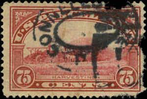 U.S. #Q11 Used  Catalogs $40
