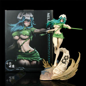 BLEACH Espada Neliel Tu Oderschvank 28cm PVC Action Figure Model Toy