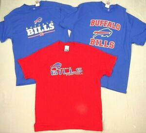 Buffalo Bills NFL Team Apparel Men's Graphic T-Shirts
