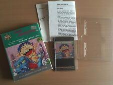 Gamate card c1-014 - juego-nuevo-time Warrior - 1-2 jugadores-LCD-Game-rar raras - 1990