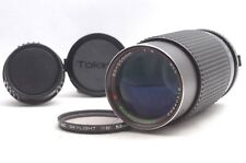 @ Ship in 24 Hrs! @ Discount! @ Tokina RMC 80-200mm f4 MF Olympus OM-Mount Lens