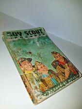 VINTAGE Boy Scout Handbook 1966 Seventh Edition Second Printing