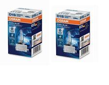 2x OSRAM D1S 66140 CBI COOL BLUE Intense Xenon Scheinwerfer Lampe Brenner Xenarc