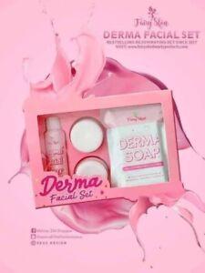 Fairy Skin Derma Set (ORIGINAL)NEW PACKAGING BEST SELLER🇵🇭🇬🇧