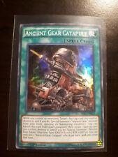 3x Yugioh SD10-EN019 Ancient Gear Explosive Starter Deck Card