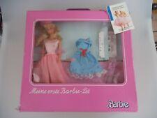 Meine erste Barbie Set komplett 1986 Mattel (3141)