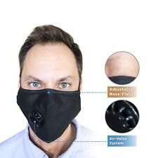 Anti Pollution Mask | Anti Air Dust and Smoke Protection Mask | Military Medical