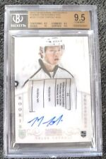 TYLER TOFFOLI AUTO  2013-14 NATIONAL TREASURES  TAG 5/5  LOS ANGELES KINGS RC