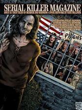 Serial Killer Magazine Issue 12 by James Gilks (2014, Paperback)