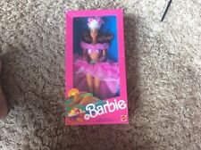 Barbie Mattel #9094 Dolls Of The World Collection  Brazilian 1989