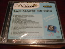 ZOOM KARAOKE HITS SERIES CDZM0016 CLASSIC TV THEMES 1 VOL 16 CD+G