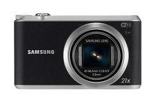 Samsung WB Series WB350F 16.0MP Digital Camera - Black