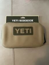 Rare Sold Out Original Yeti Hopper SideKick Dry - Field Tan - New