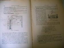 INSTALLATIONS TELEGRAPHIQUES J. Jacob 1936 édition DUNOD