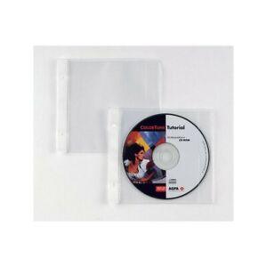 Buste porta CD/DVD per album porta Cd/Dvd - Disco 25 SEI ROTA - 662507 (25 Pz)
