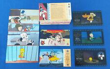 Upper Deck ALL-TIME TOONS (1996) 102/108 cards + 5 foil cards + 3 cel cards