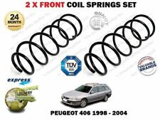 PER PEUGEOT 406 + FAMILIARE 3.0 2.1TD 2.0 HDI 1998-2004 2x ant. BOBINA MOLLE Set