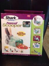 Shark Grab'n Bag Powered Scooper NIB