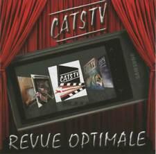 CATS TV - Revue Optimale   CD NEU