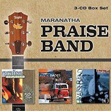 MARANATHA MUSIC-PRAISE BAND 3 CD BOX SET CD NEU