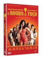 DVD O Roubo da Taça [ Subtitles English + Portuguese ] Region ALL