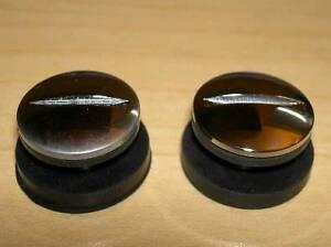Honda CB450 side cover screw, washer, grommet set EXACT chrome steel replicas 28